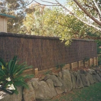 brush-fencing-with-plant-and-tree