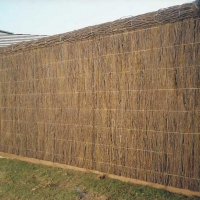 brushwood-fence